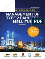 CPG Management of Type 2 Diabetes Mellitus (5th Edition) Special AFES Congress Edition