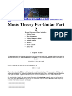 Music Theory for Guitar Part 2(2)