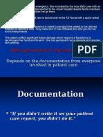 Documentation Presentation