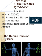11.the Human Immune System