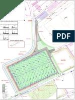 Plan terrain synthétique à La Guerche