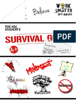 HSC Survival Guide 2016 FINAL
