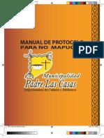 Manual de Protocolo Para No MAPUCHE