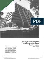Antonio Lamela - Edificio La Piramide