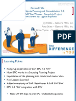 SAP BusinessObjects Planning and Consolidation 7.0 Version