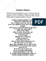 023 Oyeku Obara