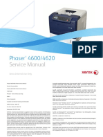 Phaser 4600 4620 Service Manual