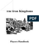 Iron Kingdoms Players Introduction