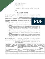 Ionela Buturache - Proiect de Lectie - 1 - Plan de Afaceri