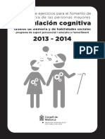 Libro Estimulación Publicado 2013-14