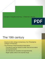 Ch01- History of Pharmacy[1]