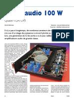 Ampli100W Quadri TDA7293