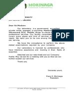 Arellano Proposal[1]