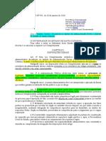 491_2010_lei_complementar Cria Estaturo Disciplinar Para Estado de SC- Tem Alteração 2013
