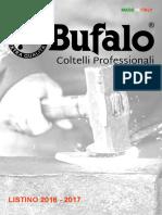 Bufalo - Coltelli Professionali