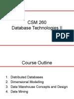 DDB_presentation1Database Technologies II