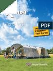 Kampa Tent Catalogue 2014
