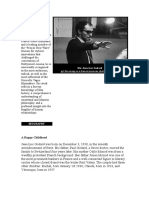 Jean-Luc Godard Biography