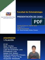 Diego Yance Periodoncia