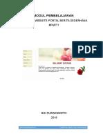 Membuat Website Sederhana Menggunakan PHP MySQL #PART1