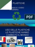 Progetto Plastiche