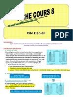 Pile Daniell Web