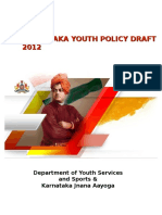 Youth Policy Draft