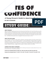 Votes of Confidence Educator's Guide
