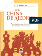 La escuela china de ajedrez - Liuwenchi.pdf