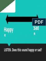happy - ~Sad