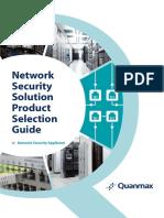 Network Security Brochure