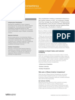 VMware Solution Competency