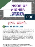 Tensor.higher.order