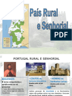 Portugal Rural e Senhorial