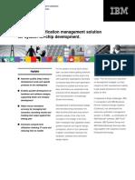 Enterprise Verification Management Solution en 2009