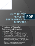 Unit 12. The Peaceful Settlement of Disputes.pptx