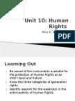Unit 10 Human Rights.pptx