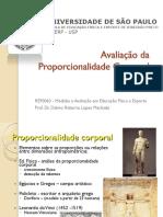Indice Vitruviano Antropometria