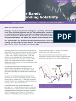 Bollinger Bands Understanding Volatility