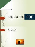Algebra Relacional