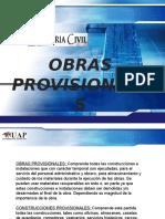 Obras Provicionales y Trabajos Preliminares