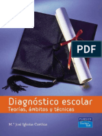 Diagnóstico Escolar - María José Iglesias Cortizas