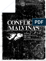 Varios - Informe Oficial Ejercito Argentino Conflicto Malvinas Tomo 1