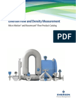 Emerson Flow & Density Measurement 1