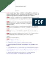 Lei Orgânica Do Município de Fortaleza 200 Pags