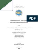 Situación Actual Del Sistema y Esquema de La Arquitectura de La Solución