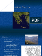 ancient greece notes ppt