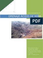 164709396 Drenaje Acido de Mina Docx