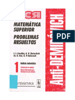 Análisis Matemático - Antidemidóvic.pdf