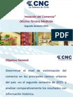 13°-Medición-Victimización-del-Comercio-II-Semestre-2015